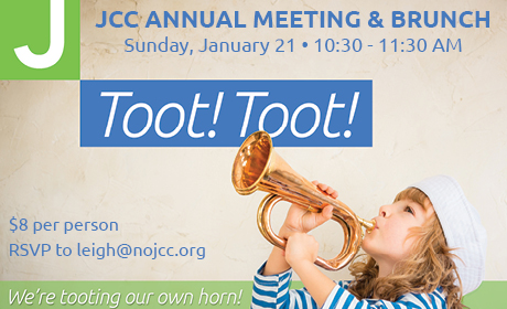 JCC Annual Meeting & Brunch