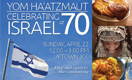 Celebrate Israel Independence DAy