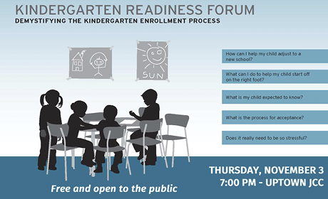 Kindergarten Readiness Forum