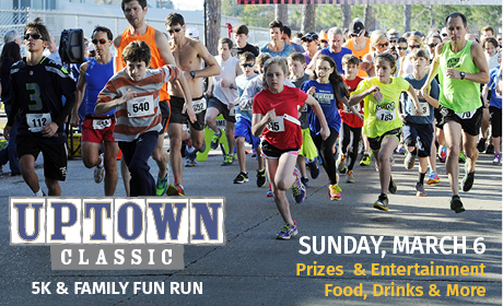 Register for the Uptown Classic