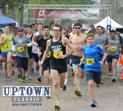 Uptown Classic 5K & Family Fun Run